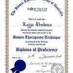 diploma bowen bowtech